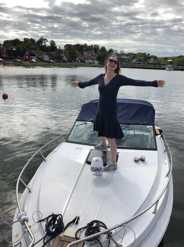 emma fäldt- båt